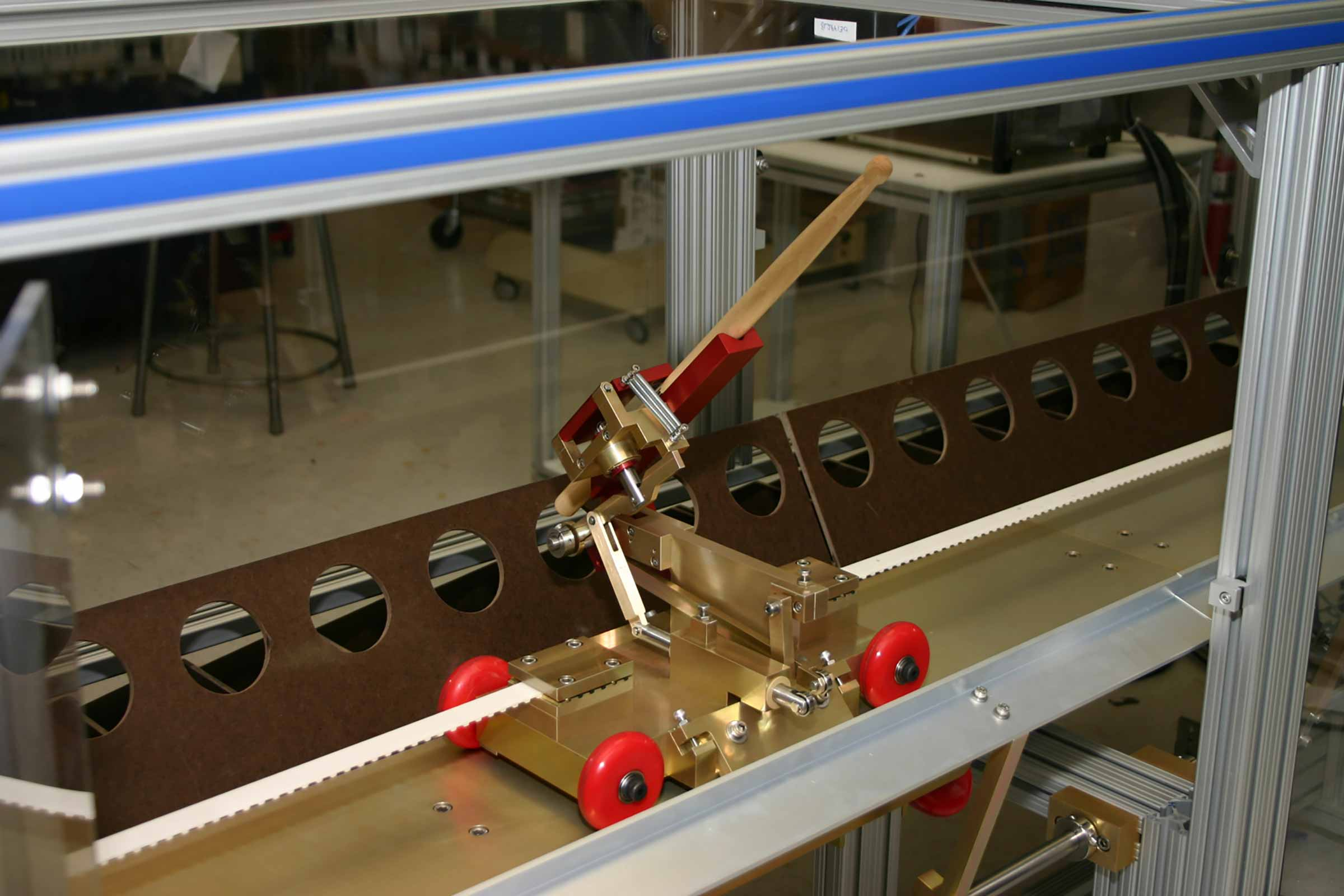 Drumstick Testing and Sorting System - Featured Image