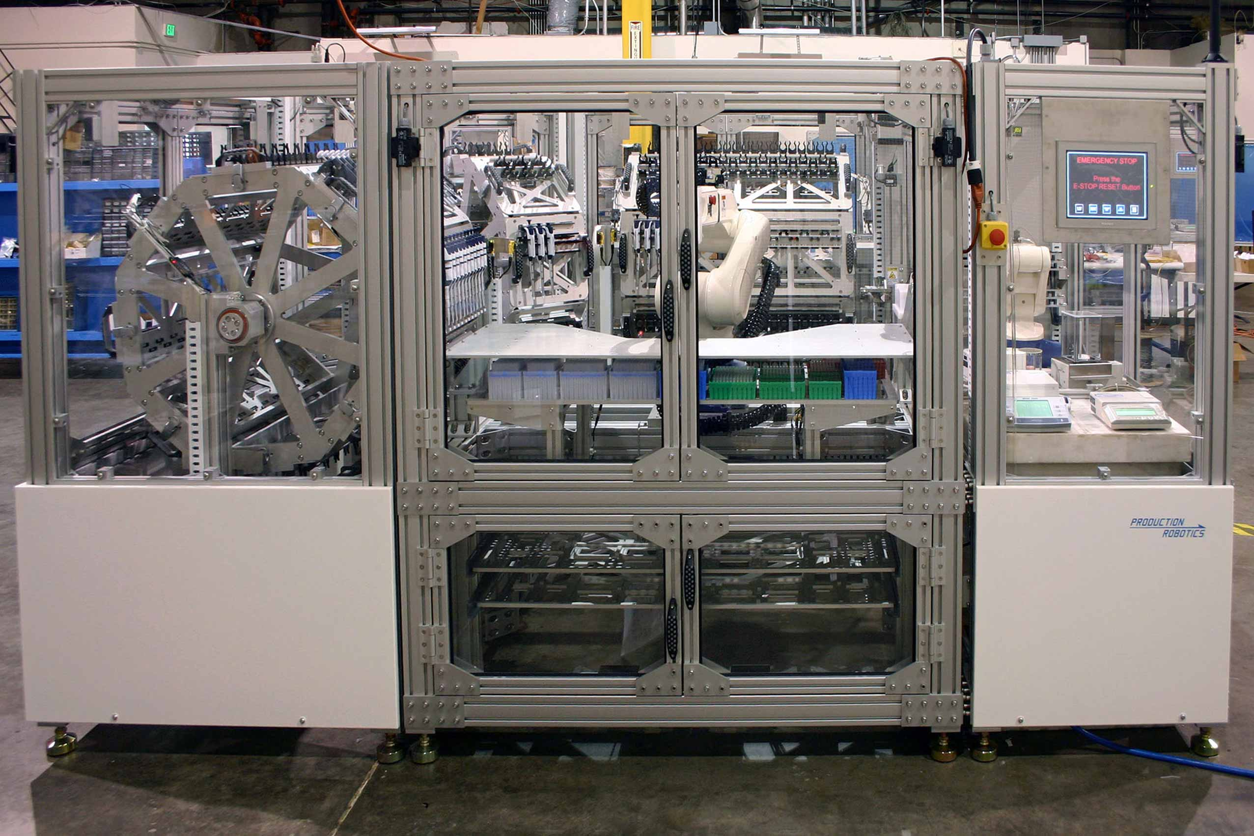 Automated Pipette Tester - Featured Image